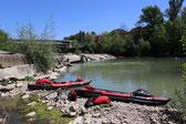 Wehr Ponte San Giovanni