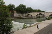 Wehr Ponte Cestio