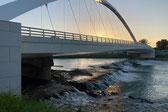 Brückenwehr Alessandria