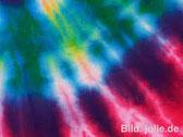 Stoff mit mehrfärbigem Batik-Muster