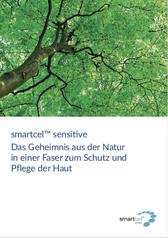 smartcelTM sensitive Das Geheimnis aus der Natur in einer Faser zum Schutz und Pflege der Haut