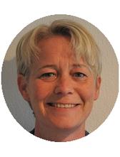 Birgit Wingert, diplomierte Sozialbetreuerin - Einsatzbereich Innsbruck Land