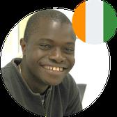 Mr. KOUAKOU Koffi Valerie, MBA Japan Alumni from Côte d'Ivoire)