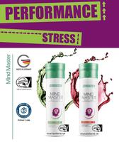 """Le Premier produit au monde qui agit globalement sur le stress et l'efficacité, une formule unique """"Green Energy Formula"""""""