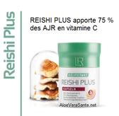 Reishi Aloé Vera Santé avec LR Health & Beauty