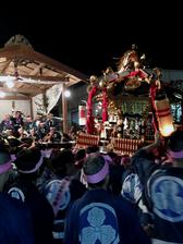 阿伎留神社例大祭(五日市まつり)@くらやさん