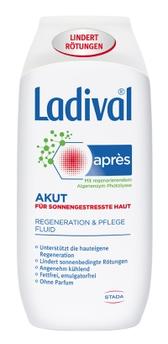 Ladival ® après akut für Sonnengestresste Haut