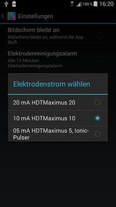 SilverTimer App Funktion 04