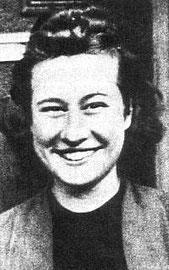 Joan Pearl Wolfe, das Opfer im sogenannten Wigwam Mord