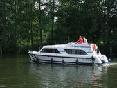 Hausboot Le Boat Fürstenberg Havel Hausbootferien