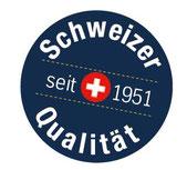 Schweizer Qualitätssiegel