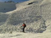 découverte de la neige et des avalanches pour les scolaires