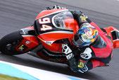 Jonas Folger 2015 in der Moto2 in Australien