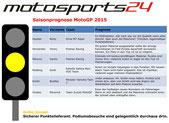 Gelbe Ampel MotoGP