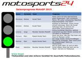 Grüne Ampel MotoGP