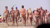 What a wonderful way for nudists to while away the summer hours
