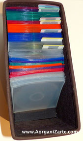 Guarda copia de seguridad de tus fotos en CDs - AorganiZarte