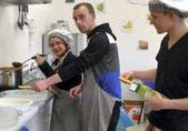 Institut für Sozialarbeit Eisenberg Aktivierungshilfen für 18-25jährige