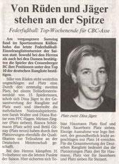 Wuppertaler Rundschau Bericht vom 09.06.2004
