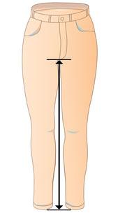 Damenhose in Übergröße , extra grosse Hosen , breite bequeme Damenhosen