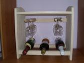 mebdrew regalik na wino i kieliszki