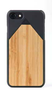 iPhone 7 funda wood7 madera bambu