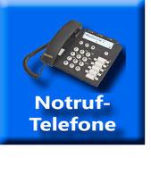 Notruf über Telefone