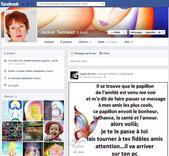 Facebook de Léna L'Artiste