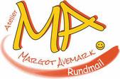 Logo Atelier Margot Avemark