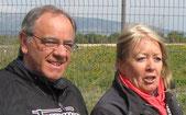 Patricia et Gilbert