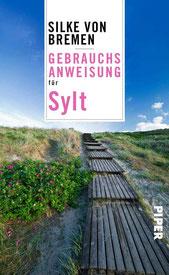 Buch Gebrauchsanweisung für Sylt