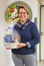 Tagessiegerin am 02.02.2020 Simone Wöhling