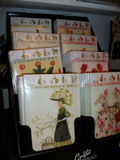 Grußkarten mit Bio-Samen