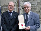 Ministro Giovanni Maria Veltroni, italienischer Generalkonsul Zürich - Cav. Giuseppe Farinato