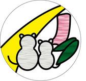 7月7日(七夕)に飾るウィンドウ・チャーム