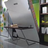Мебель-трансформер, шкаф-стол-диван