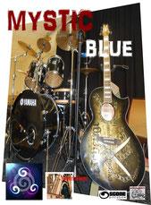 suivre le lien pour écouter Mystic Blue