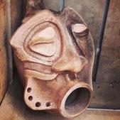 Ocarina masque