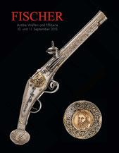 Katalog Auktion Antike Waffen und Militaria September 2015