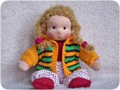 купить куклу текстильную для девочки