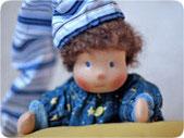 куклы в колпачках
