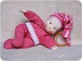первая кукла для девочки