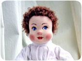 авторские игровые куклы для девочек из ткани