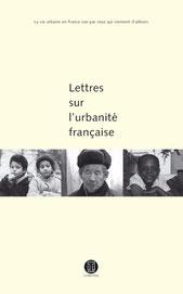 Lettres sur l'urbanité française - S. Gruet - Editions POIESIS