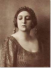 Muzio Claudia - soprano