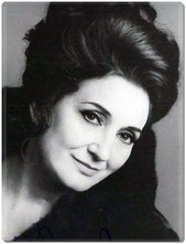 Bianca Berini - mezzosoprano