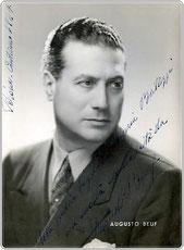 Augusto Beuf - basso/barit.
