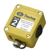 Tinytag TGP-4500 : Un enregistreur robuste et étanche de température et d'humidité relative, avec ses capteurs intégrés distribué par Agralis