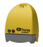 Tinytag TGU-4500 : Un enregistreur de température et d'humidité relative intérieures avec ses capteurs intégrés distribué par Agralis