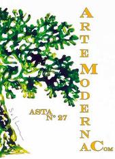 Asta 27 ArteModerna.com